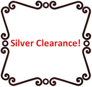 Silver Clearance