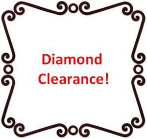 Diamond Clearance