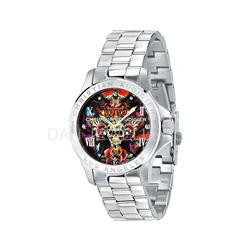 Skulls N Roses  Christian Audigier Watch