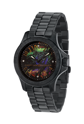 Midnight Garden Christian Audigier Watch
