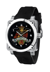 King Of Hearts Christian Audigier Watch