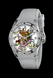 Gracefulbird Ladies Christian Audigier Watch