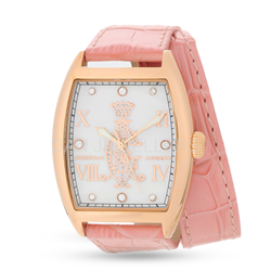 Entice-Pink Ca Watch