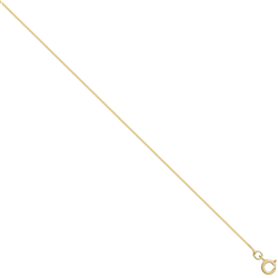 Yellow Gold Fine Chain