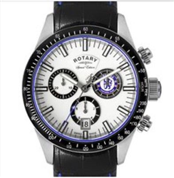 Rotary Men's Chelsea Special Edition Chronograph Watch