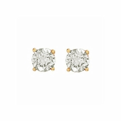 1Ct Diamond Studs (18ct Yellow)