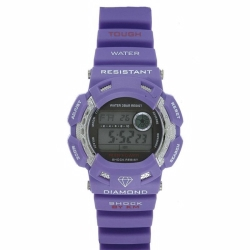 Purple Kingmaster Diamond Watch