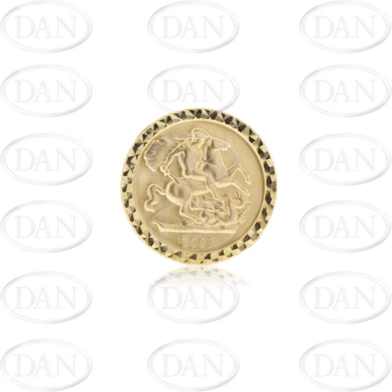 Full Coin Stamp Bezel