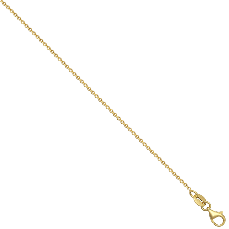 18ct YG Trace Chain