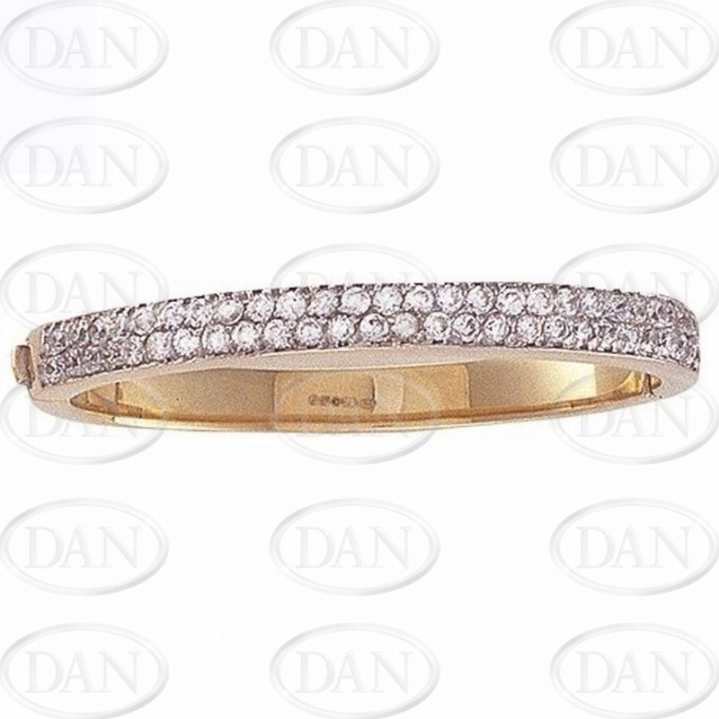 Kids Cz Bangle