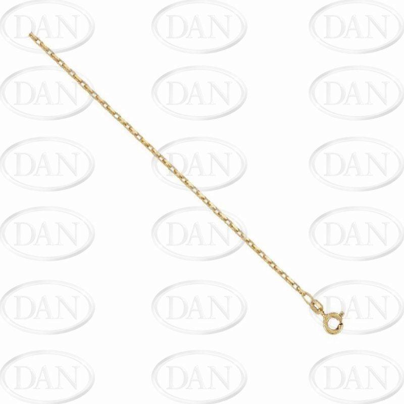 Diamond Cut Belcher Chain