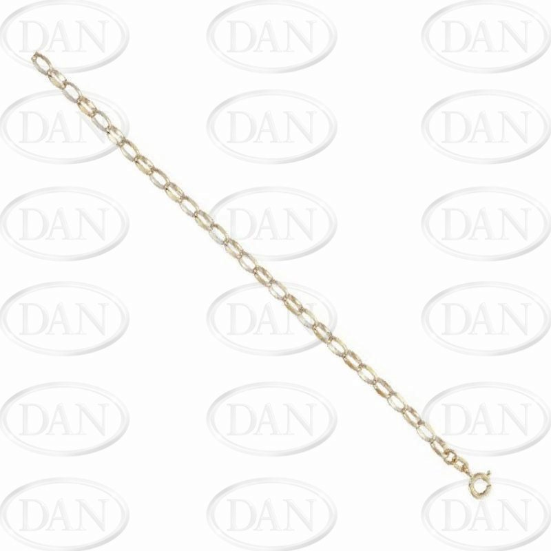 Diamond Cut Belcher Chain