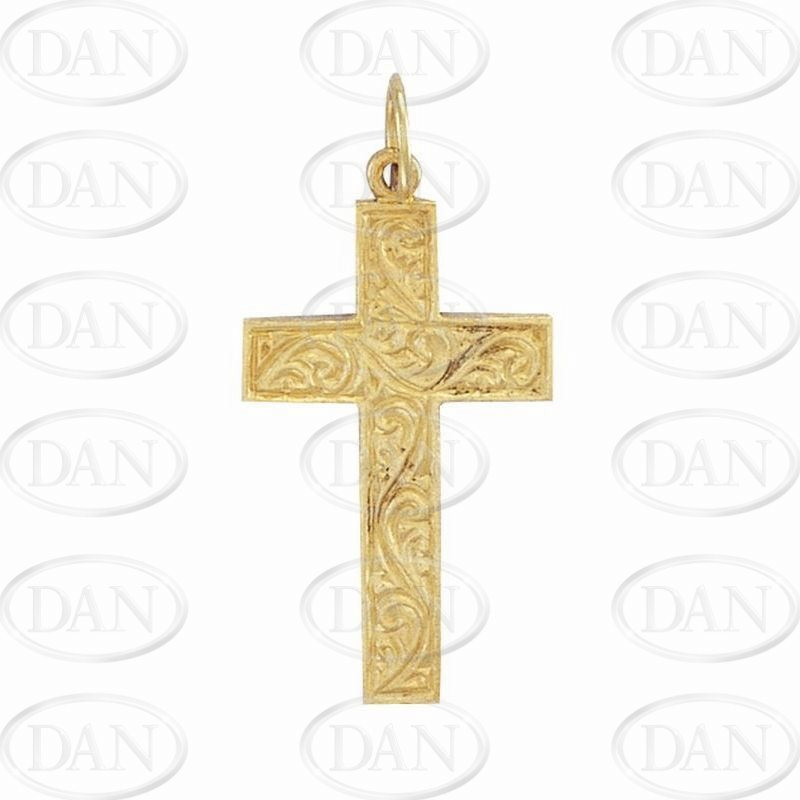 Engraved Cross
