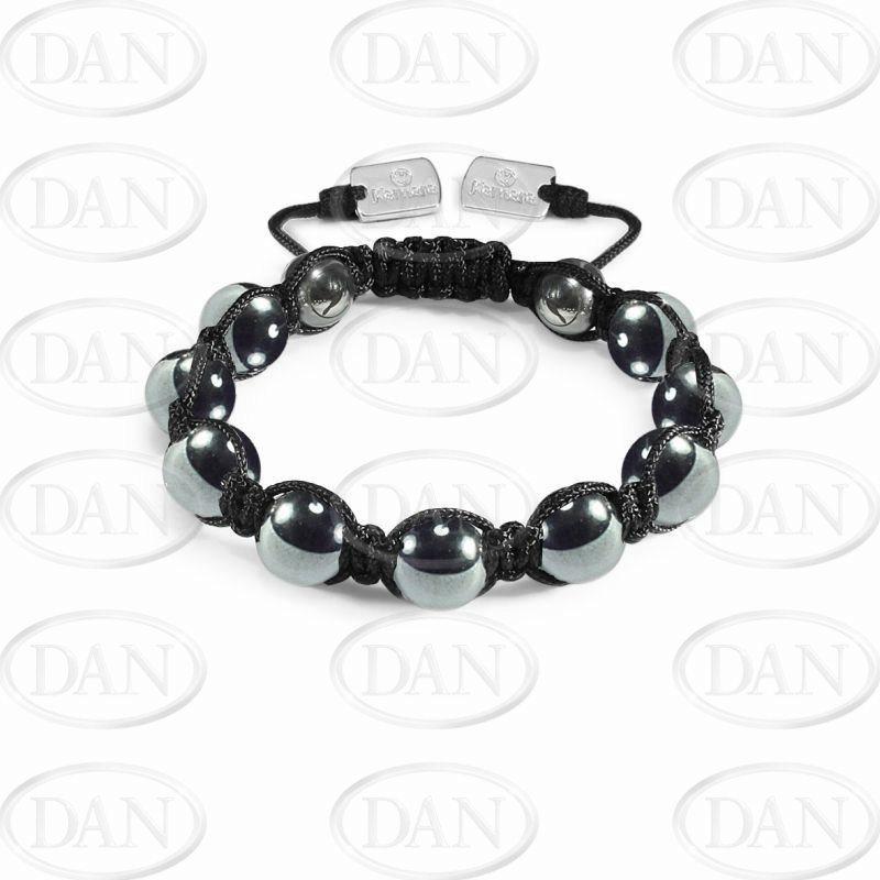 10mm Kamara Hematite Bracelet