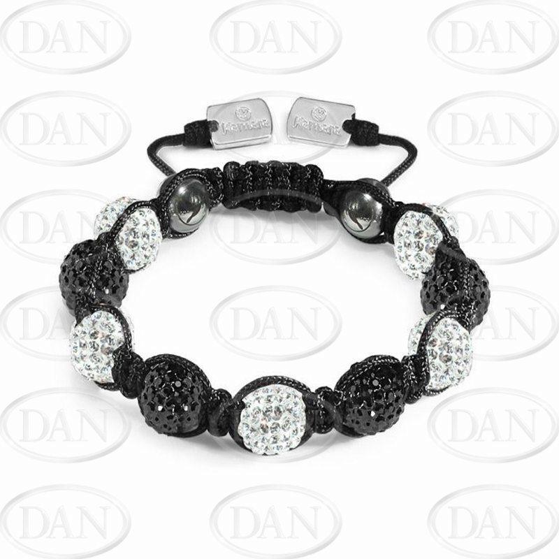 12mm Gents Kamara Black & White BT