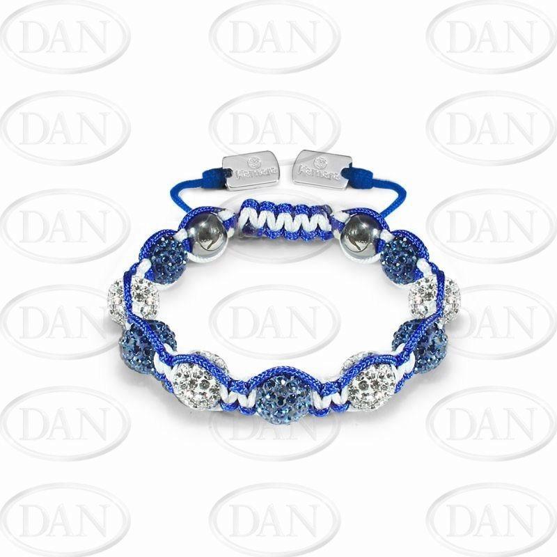 Blue& White Alternate 2 Colour Str
