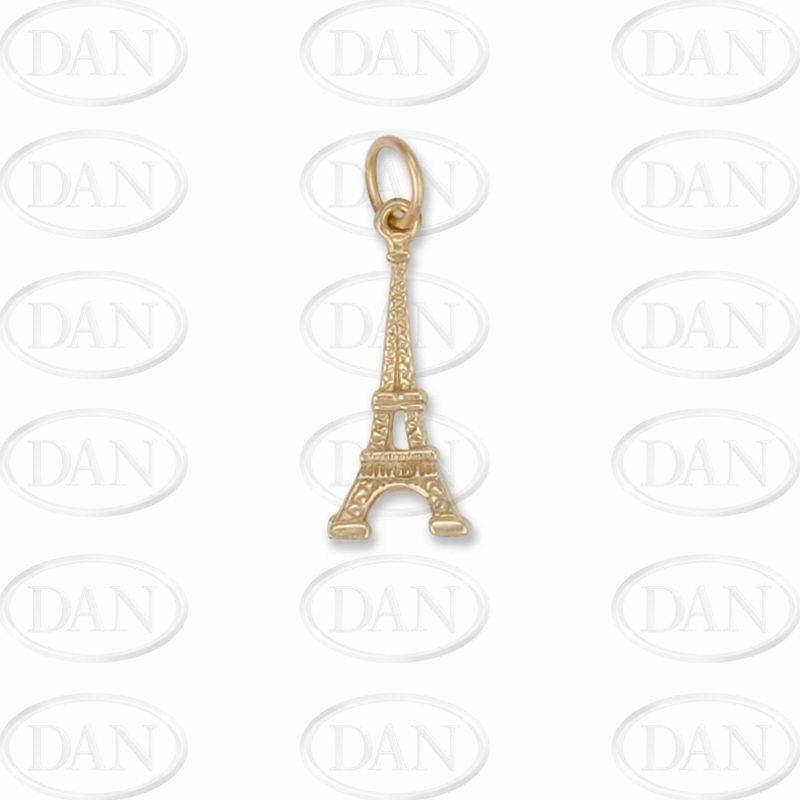 Eiffel Tower Charm Pendant