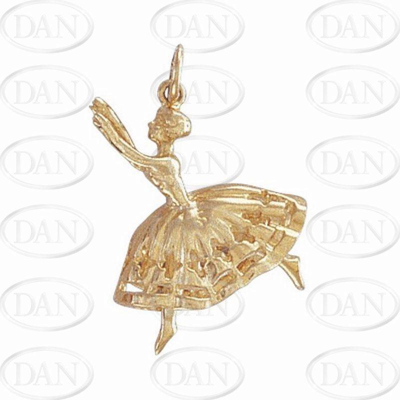 Ballerina Pendant
