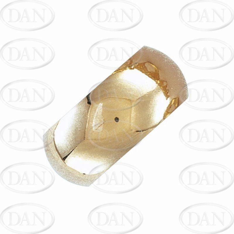 Plain Heavy Wedding Ring